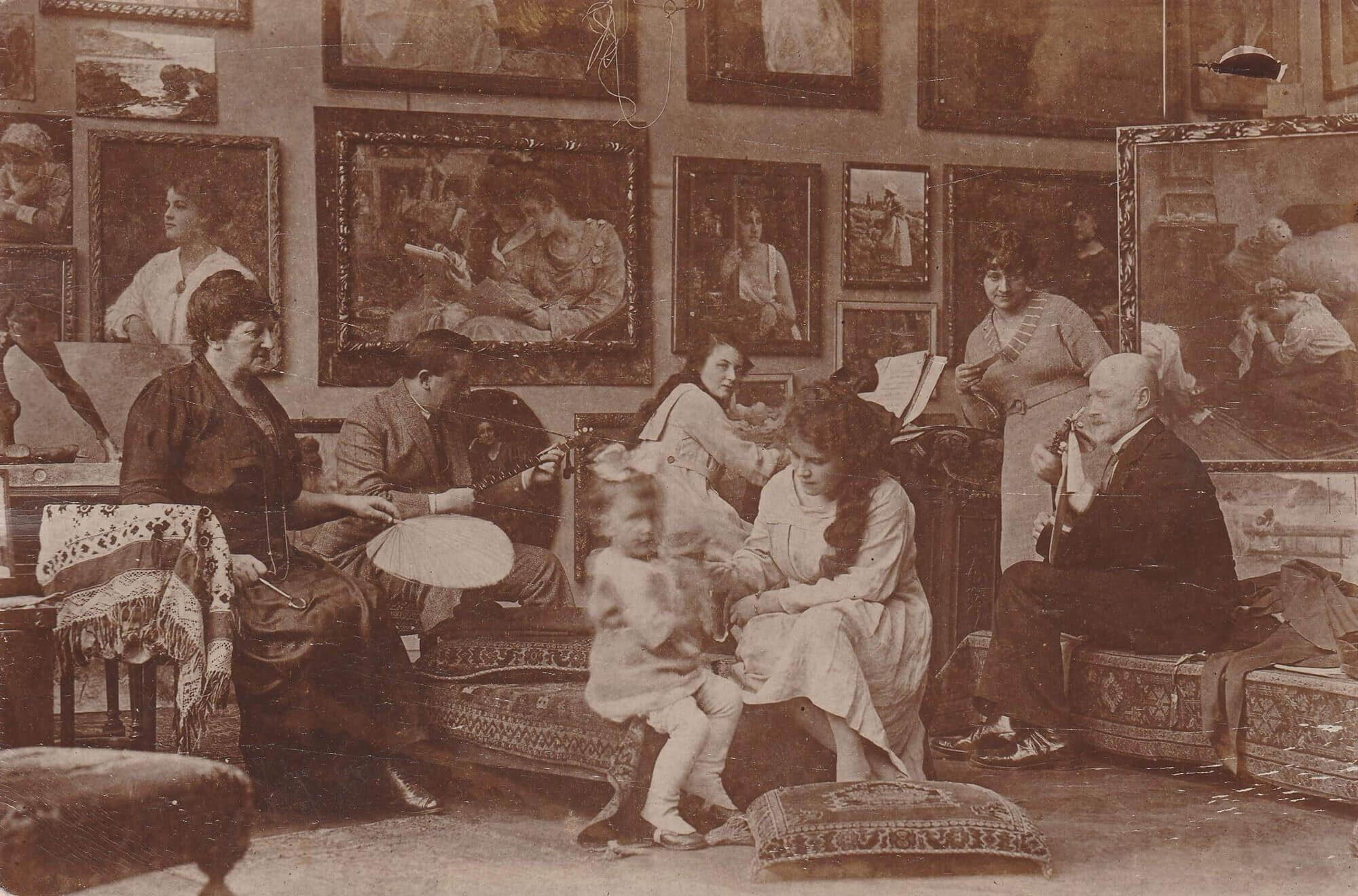 Zbirka namještaja i upotrebnih predmeta kuće Bukovac